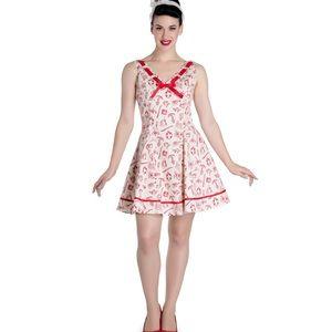 Hell Bunny Nautical Print Dress